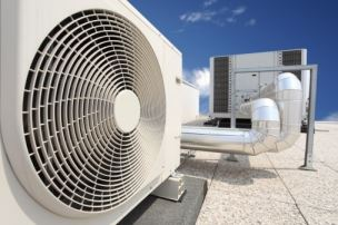 Commercial Building HVAC System